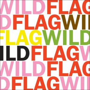 wildflag seven inch cover