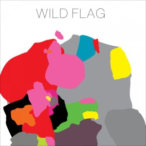 Wild Flag album cover