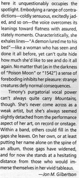 Mountains review scan from Puncture Mag 3 of 3