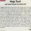 Magic Touch: Mary Timony Releases the Golden Dove