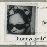 Honeycomb Promo CD (back cover)