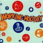 working holiday simple machines cd cover