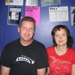 Mary Timony Band T-Shirt with Mary