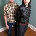 Mary Timony and Devin Ocampo by ???