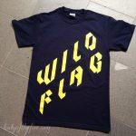 wild flag t-shirt